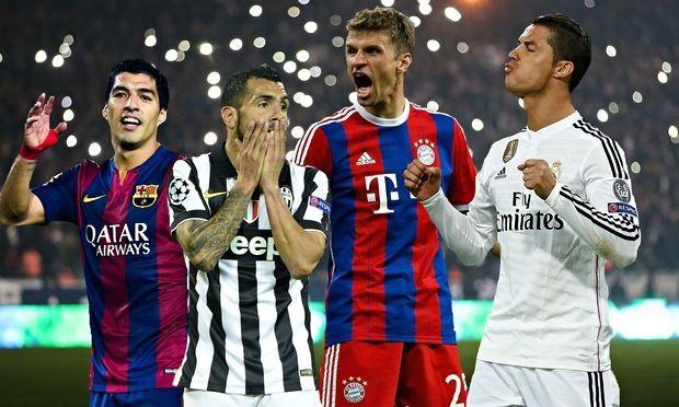 2015-16 La Liga, Serie A, Bundesliga and Ligue 1 Odds