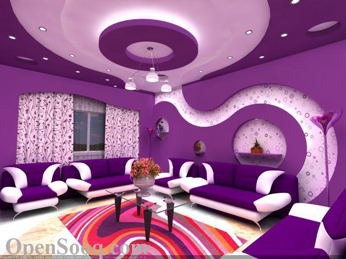 تصميم ديكور داخلي ديكورات راقية ديكور غرف المعيشة صور ديكور غرفة طعام تصاميم شر False Ceiling Design Ceiling Design Living Room Bedroom False Ceiling Design