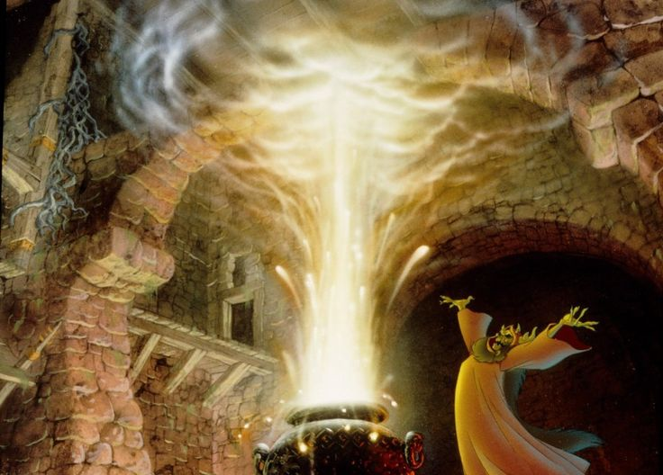 Taron e la pentola magica (1985)