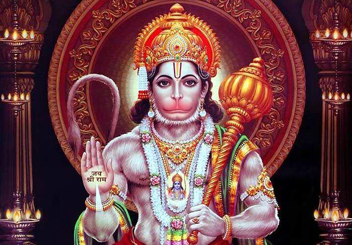 Sri Hanuman Chalisa In English
