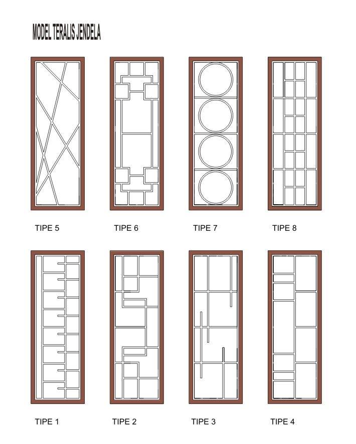 Jendela rumah minimalis rumah minimalis pinterest for Dekorasi rumah minimalis