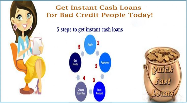 The 25+ best Instant cash loans ideas on Pinterest | Bad credit loans online, Compare payday ...