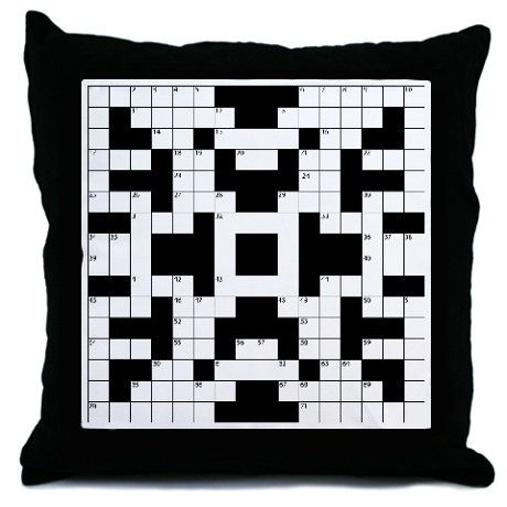 Decorative Pillow Cover Crossword Clue : 249 best images about Puzzled??? on Pinterest Puzzle crafts, Personalized puzzles and Puzzle mat