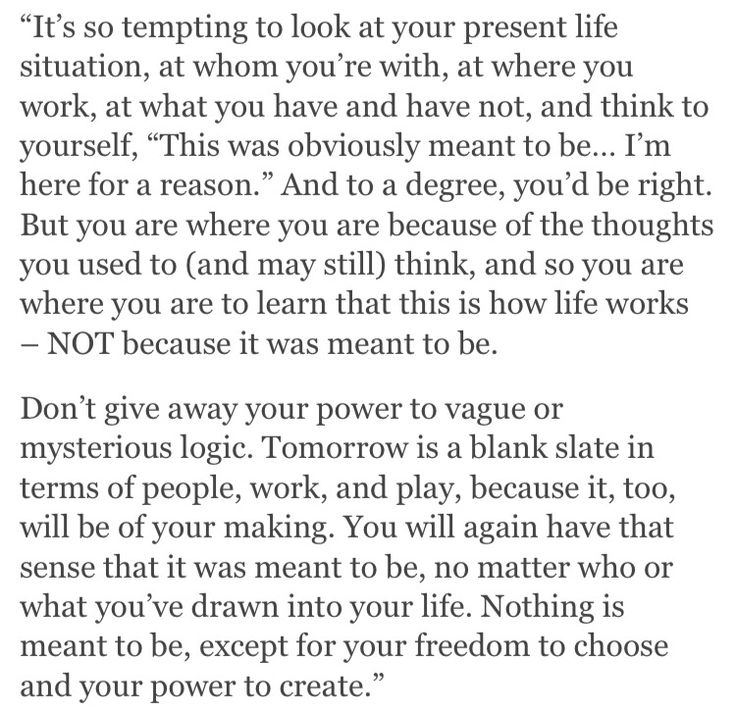 """""""nothing is meant to be, except for your freedom to choose and your power to create."""" LOVE."""