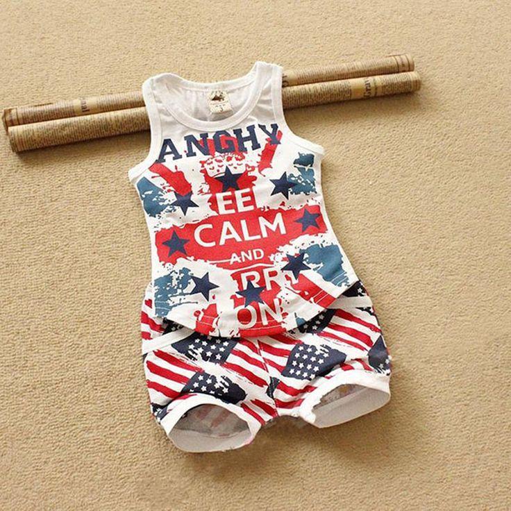 http://babyclothes.fashiongarments.biz/  Children's Clothing Cotton M-Flag The American Flag Pattern Jumpsuit Baby Boy Cltothes Girl Vest Shorts Casual Kids Chlidren Set, http://babyclothes.fashiongarments.biz/products/childrens-clothing-cotton-m-flag-the-american-flag-pattern-jumpsuit-baby-boy-cltothes-girl-vest-shorts-casual-kids-chlidren-set/,        ,   Camisetas Infantil 2015 New Meninos Kids Boys Summer Short Sleeve T-shirts children Plaid Turn-down Collar cotton Boys ClothesUS$…