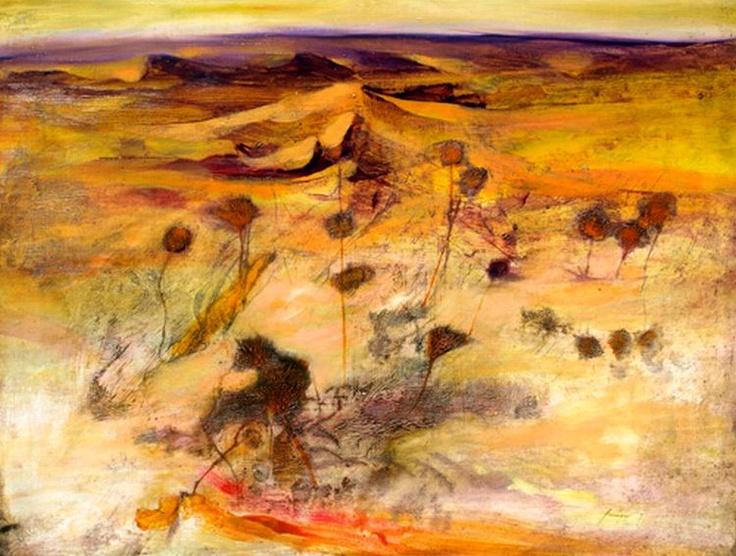 Robert Juniper - Outback Port Hedland
