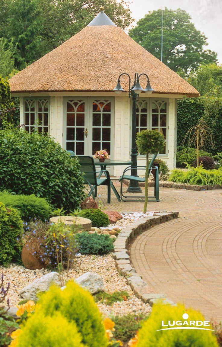 19 best klein aber oho garten images on pinterest garden tool storage benefits of and - Gartenhauser klein ...