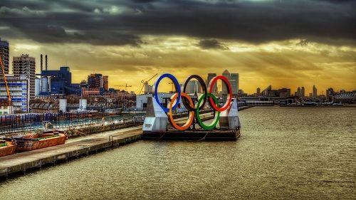 Jeux Olympiques 2012 vus par Wallabet