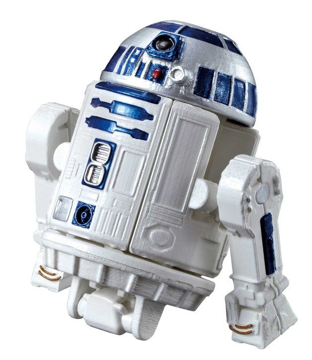 Star Wars Egg Force - R2-D2