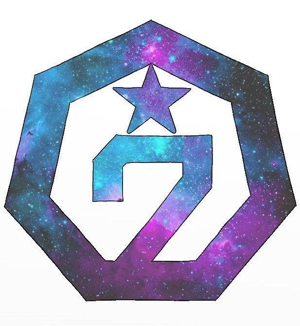 The 25 best got7 logo ideas on pinterest got7 bts for Jackson galaxy band