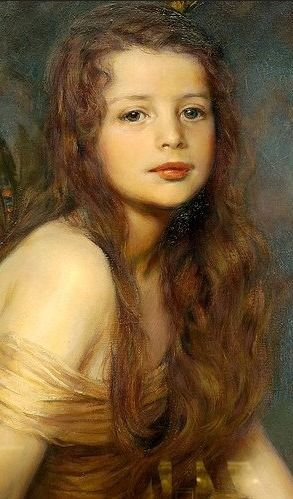 Psyche (detail) 1909 William Sergeant Kendall (American, 1869–1938)