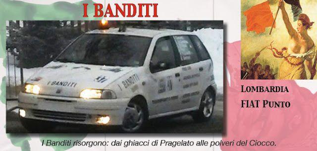 54_I BANDITI  http://rallydeglieroi2016.blogspot.it/p/catalogo-degli-eroi.html #rallydeglieroi #sonouneroe #Garibaldi @RobertoCattone