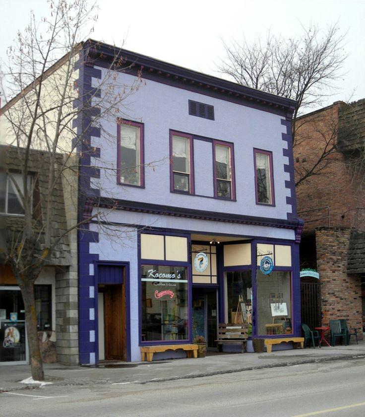Kokomos coffee shop - great meeting place
