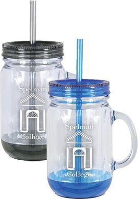 Spelman College 20 oz. Travel Mug