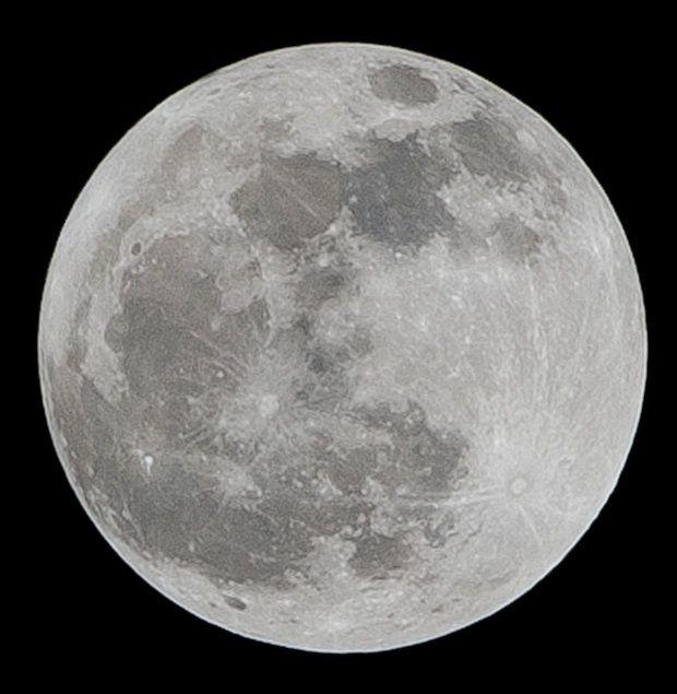 Tutoriel comment photographier la lune les résultats comparaison