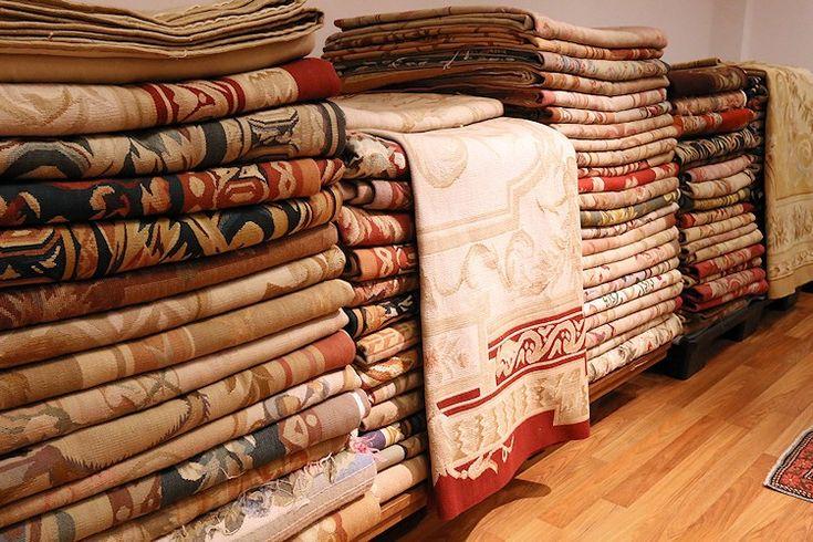 Bersanetti Tappeti: Showroom arazzi tappeti moderni ed antichi