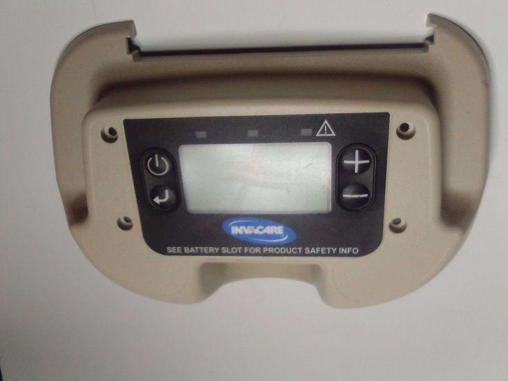 Invacare solo portable oxygen concentrator tpo100b lcd