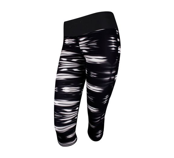 Running Bare High Rise Fashionista 3/4 Tight, only $79.95 from onsport.com.au.