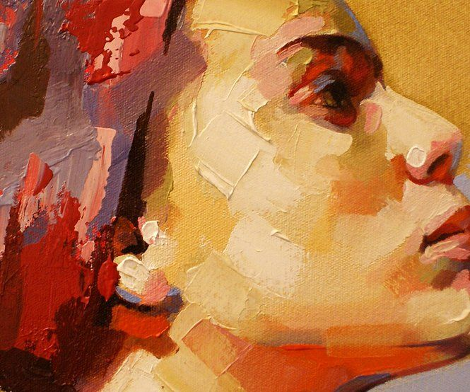 Solly Smook - oil on canvas