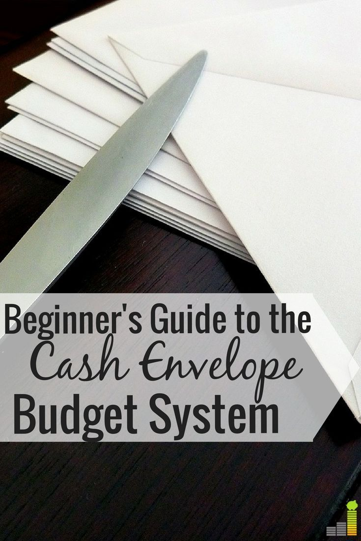 Using the envelope budget system can be difficult for anyone. By paying cash for most purchases, you will have better success with your budgeting.