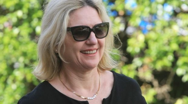 Crown prosecutor Margaret Cunneen. 'The police are bowing': Cunneen phone taps shed light on crime commission decision
