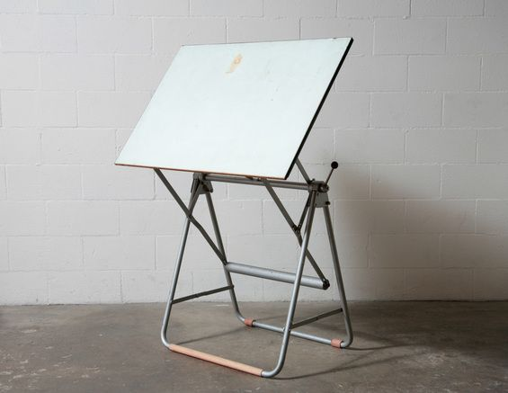 Drafting Table with Counter Weight: Amsterdam Modern ($200-500) - Svpply