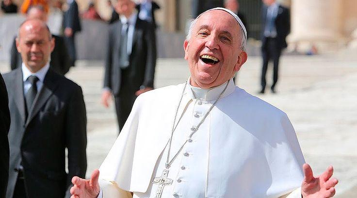 El Papa Francisco cuenta otro chiste sobre argentinos 28/04/2015 - 03:22 pm .- El Papa Francisco demostró una vez más su buen sentido del humor al recibir en audiencia al Presidente de Ecuador, Rafael Correa.