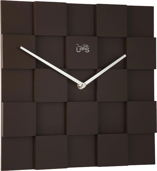 Деревянные настенные часы Tomas Stern 8007_TS