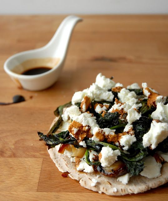 Grilled Cheese Social: Goat cheese, roasted garlic, blasamic and ...