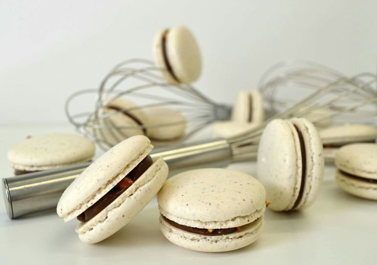 macarons noisette