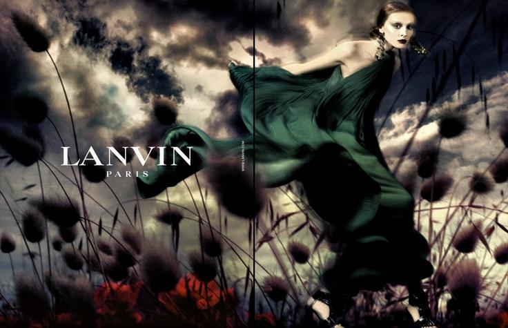 Lanvin ad