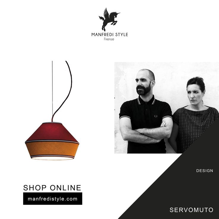 Discover Servomuto creations on manfredistyle.com