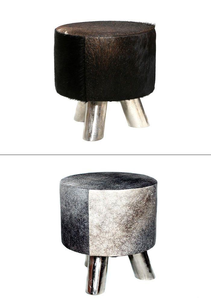 die besten 25 kuhfell hocker ideen auf pinterest frosta hocker mit fell und kuhfell. Black Bedroom Furniture Sets. Home Design Ideas