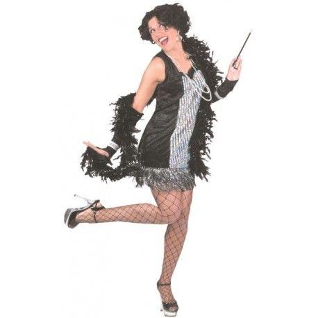 Idée déguisement charleston pas chère : Déguisement charleston femme années 20-30