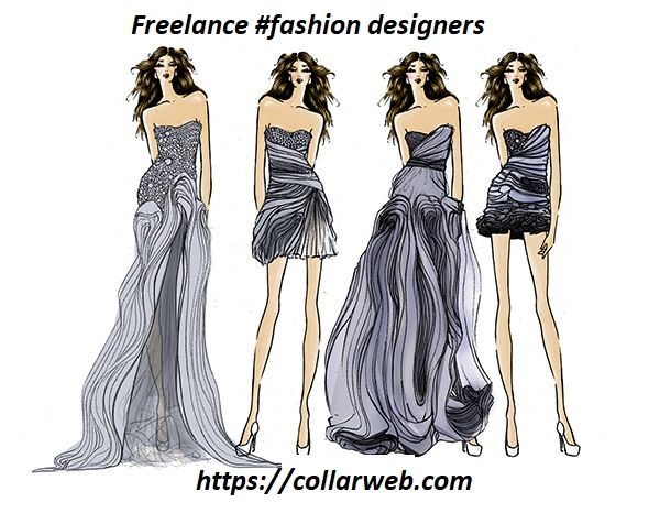 Collarweb Houses A Whole World Of Freelance Fashion Designers That You Can Choose And H Fashion Design Dress Fashion Design Sketches Fashion Sketches Dresses