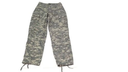 United States Army Combat Uniform Trousers Digital Pants Small to Medium see Mea