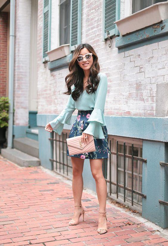 Olanes. Los olanes son ideales para agregar detalles en blusas o pantalones. Siempre le darán un toque moderno a tu look.