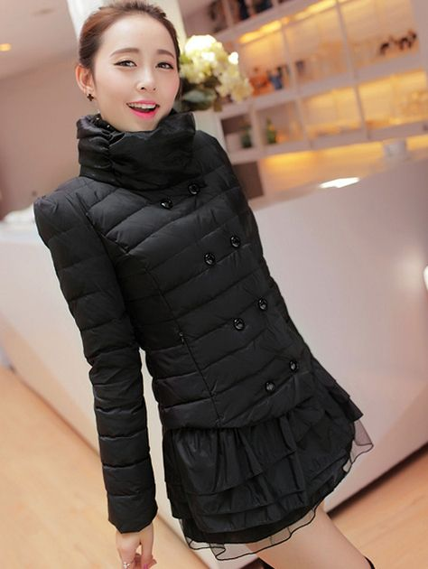 #aliexpress, #fashion, #outfit, #apparel, #shoes 2014, #winter, #princess, #cake, #<font><b>dress</b></font>, #Slim, #padded, #cotton, #parka, #jacket, #long, #white, #black, #elegant, #thicker, #down, #coat, #for, #<font><b>women</b></font> http://s.click.aliexpress.com/e/iMJEMvbuj