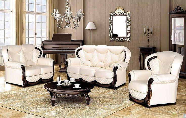 Sofa SORENTO 3 rozkładana z kolekcji EXCLUSIVE