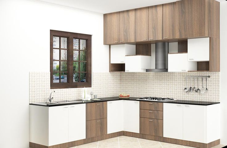 57 best l shaped modular kitchen designs images on pinterest l