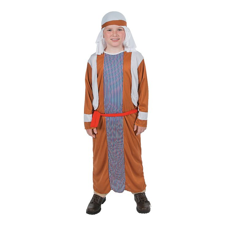 Child's Innkeeper Costume - OrientalTrading.com