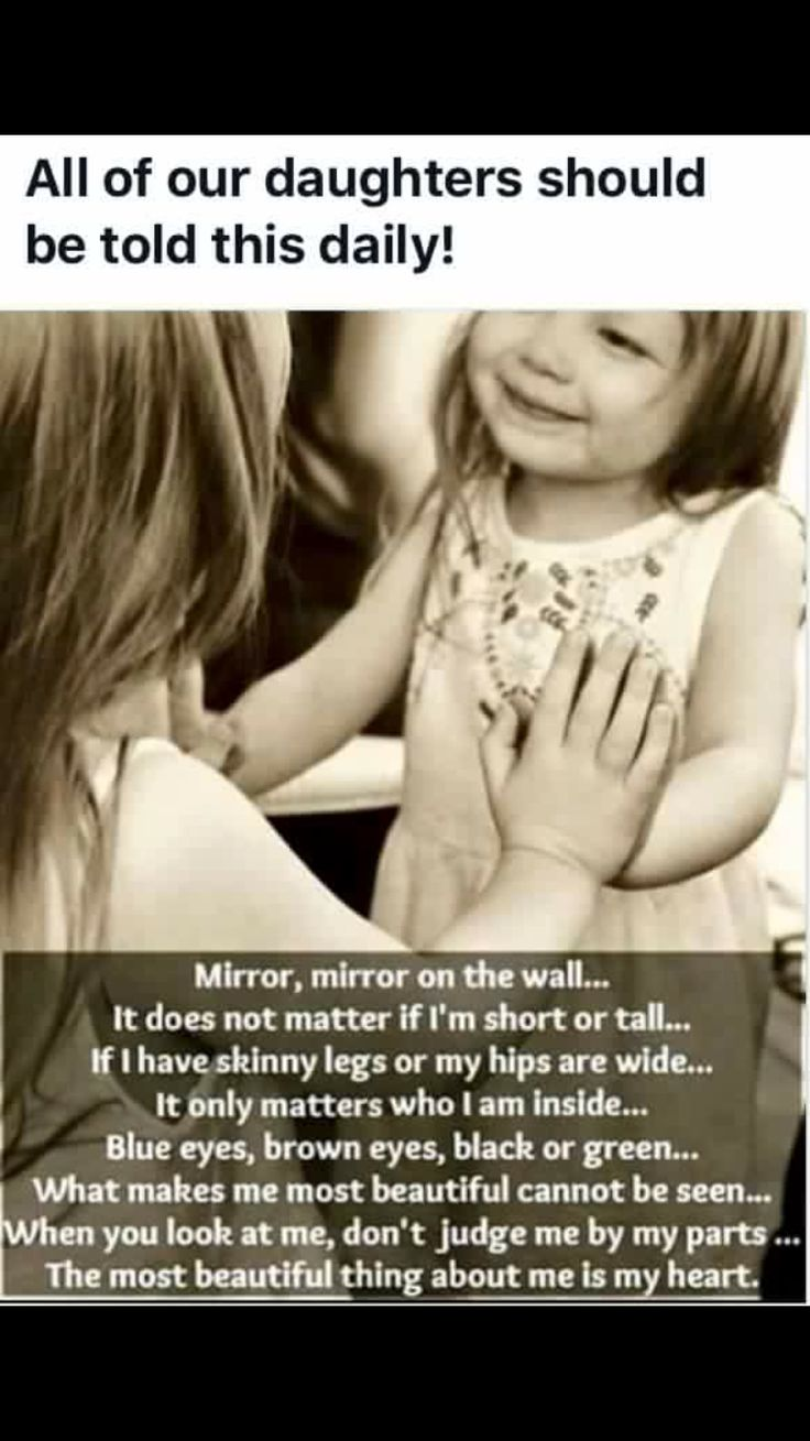 Beautiful quote for young girls