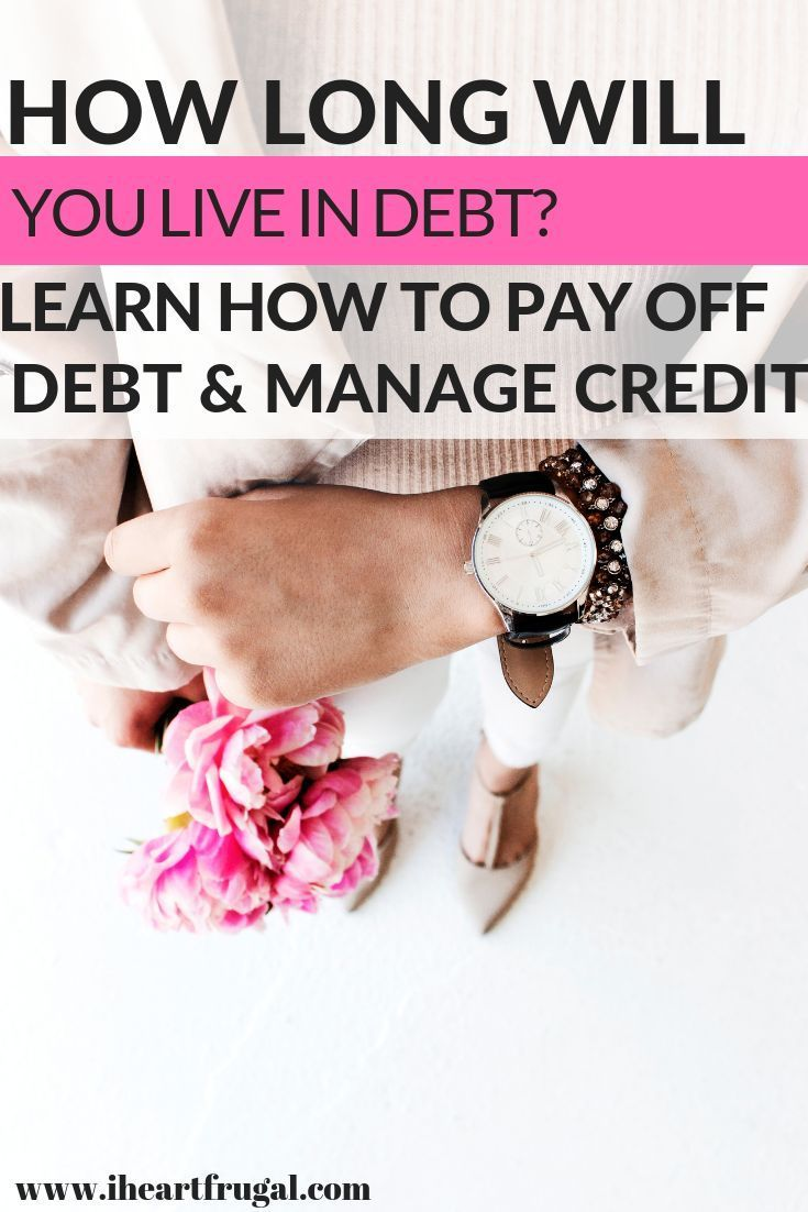 How to Get Rid of Debt and Also Manage Your Credit Score