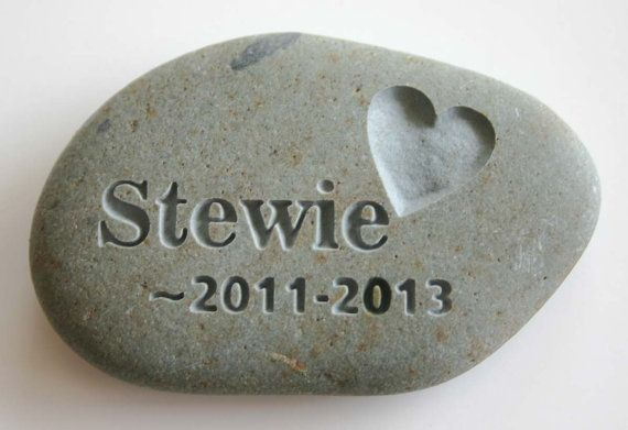 Hey, I found this really awesome Etsy listing at http://www.etsy.com/listing/128482888/custom-engraved-pet-memorial-stone-dog