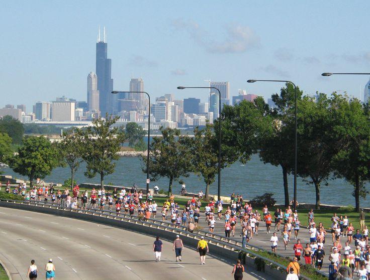 Maratona de Chicago www.guiamaischicago.com