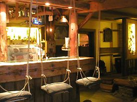 Swinging Chairs Cafe Pinterest Swing Chairs Bar And