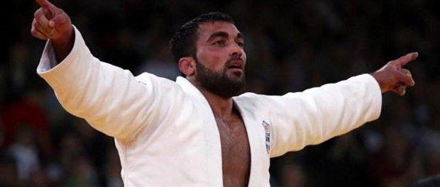 Ilias Iliadis, World Champion in Judo World Championships | CHANIA POST