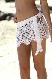 letarte swimwear sports illustrated swimsuit cover 2013 white mesh bikini