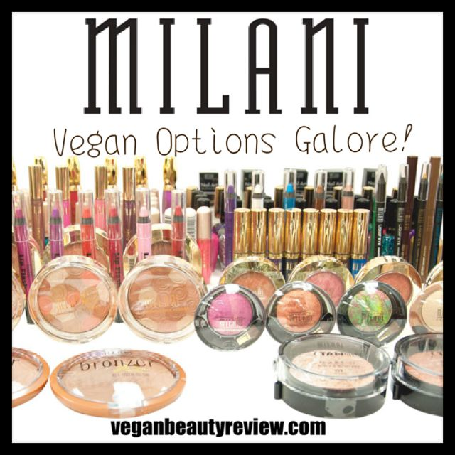 I'm super excited to share some bunny-friendly news about one of my favorite cruelty-free and vegan-friendly drugstore beauty brands: Milani. Yep, Milani has a TON of vegan options! In addition, Milani is super budget-friendly and can be found at Target, Walgreens, CVS, Duane Reed, Kmart and other super accessible stores. List of Vegan Milani Cosmetics Baked Blush Baked... Read More >>