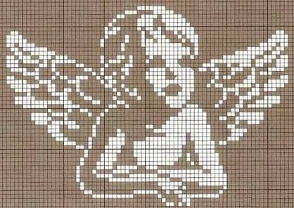 Agnes Delage-Calvet et Anne Sohier-Fournel ''Anges Motifs de broderie traditionnelle et au point de croix''